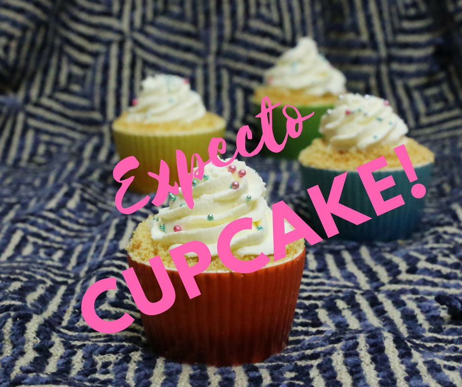 Expecto Cupcakes - Cost of Magic