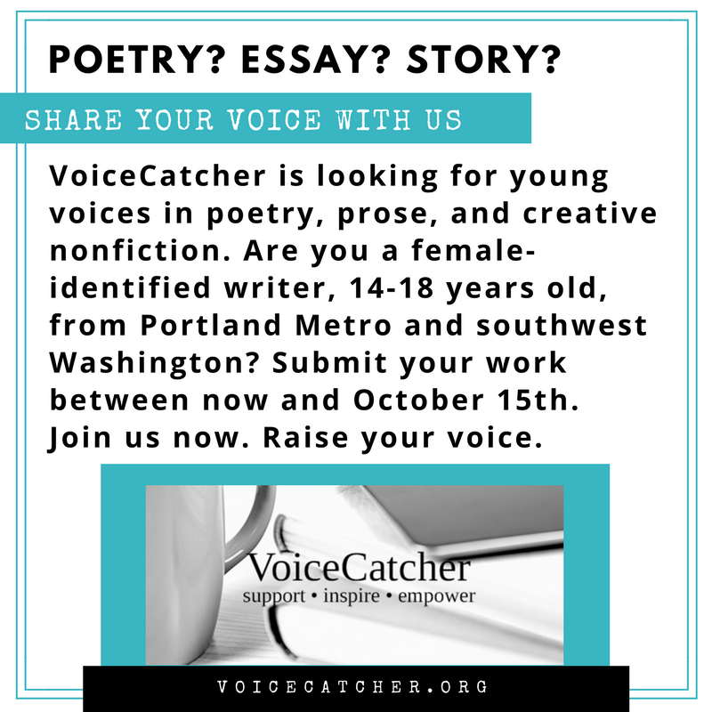 VoiceCatcher Young Writers