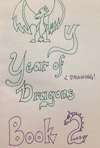 Drawing Dragons Book Two