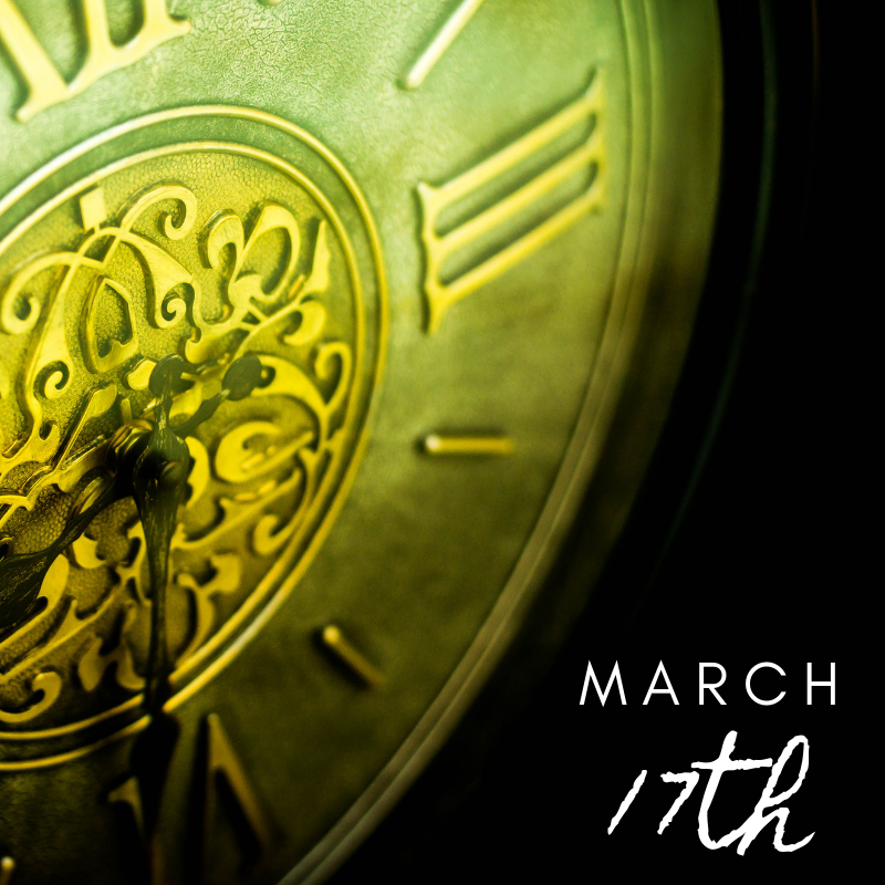 Clockbreakers Two March 17th