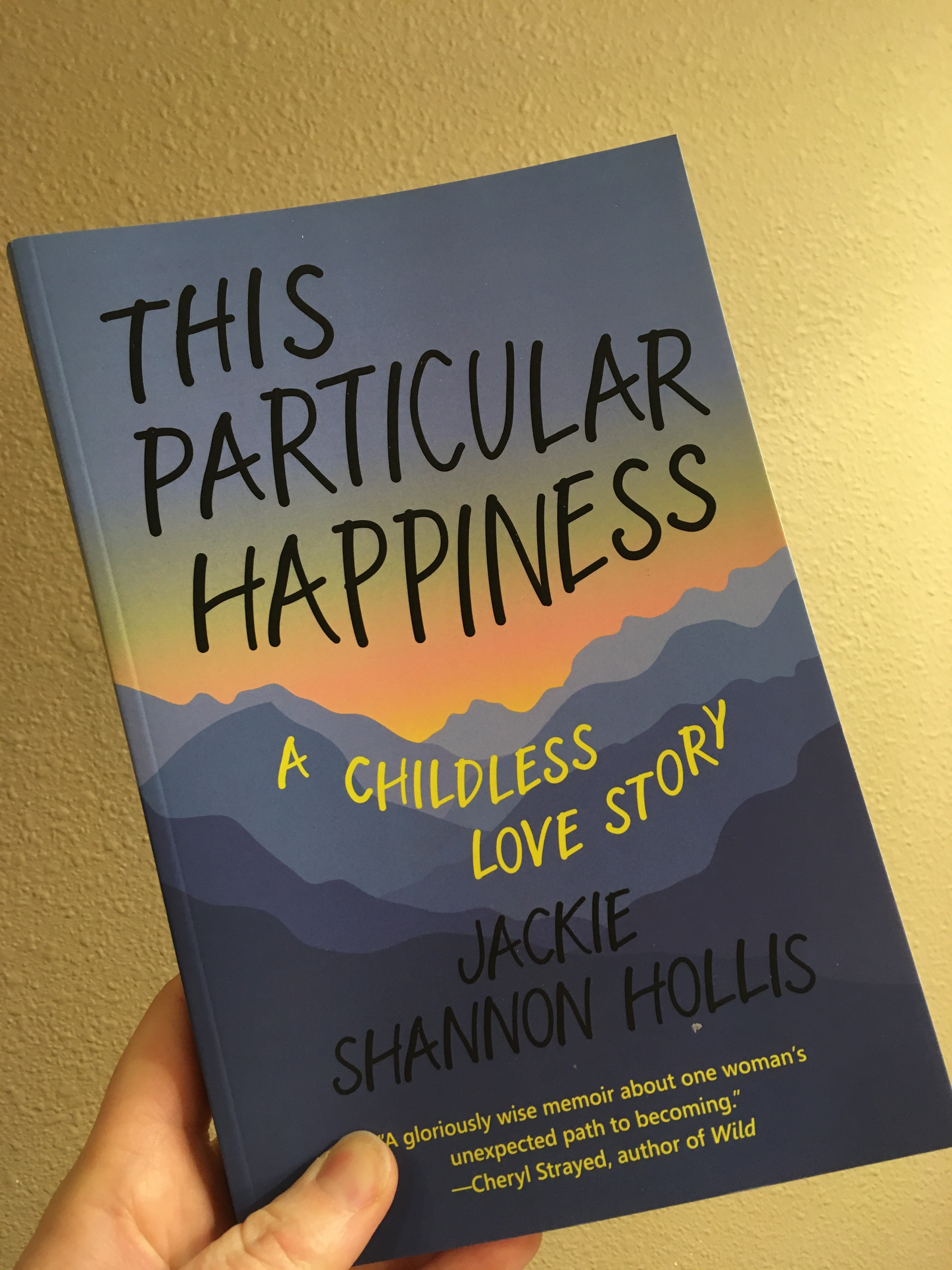 This particular happiness book cover